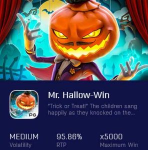 mr.hallow-win pg slot