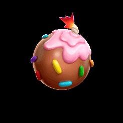 สัญลักษณ์ candy burst 2